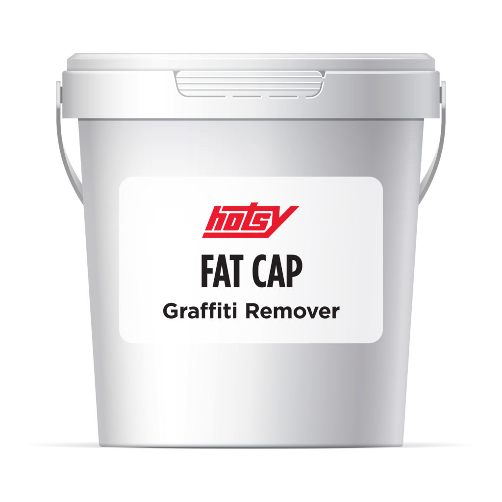 Fat Cap Graffitti Remover