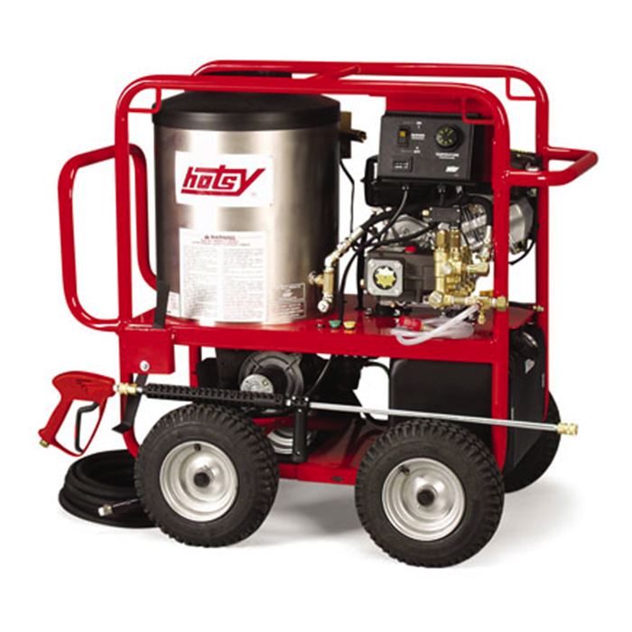 Gas Engine Series<br>Direct Drive