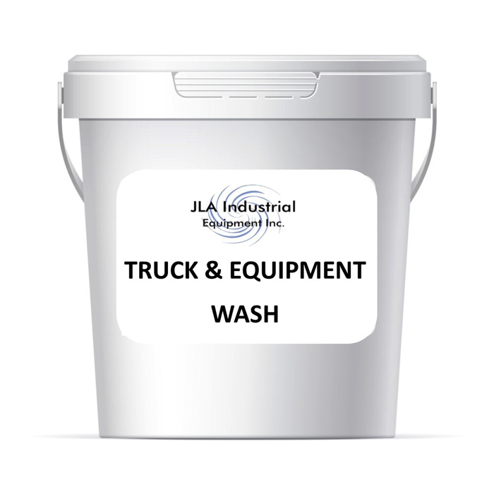 Truck and Equipment Wash